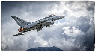 Sion Breitling Airshow 2017 - Eurofighter