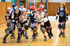 Czech Roller Derby Team (Jan Hutter) Tags: rollerderbyczechteam contact girls indoor scrimmage skates sport training workout