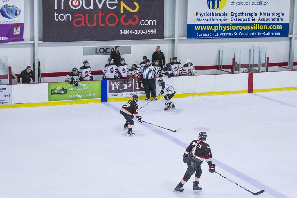 Hockey montreal midget aa