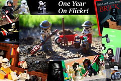 Dang. (RagingPhotography) Tags: lego one year anniversary celebrate celebration star wars imperial galactic empire battlefront disaster artist magazine kylo ren outside outdoors whiplash black white singing closet clothes ragingphotography