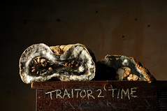 Traitor 2 Time (Studio d'Xavier) Tags: traitor2time mold pumpkin stilllife strobist