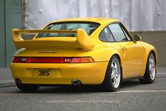 Porsche, 993 Carrera RS, Hong Kong (Daryl Chapman Photography) Tags: porsche 911 993 rs lufthk carrera hongkong china sar canon 3rs 5d mkiii 70200l car cars carspotting carphotography auto autos automobile automobiles
