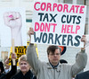 Tax bill rally (vpickering) Tags: demonstrations demonstration protest protesting