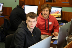 IMG_0506 (proctoracademy) Tags: academics advancedmathengineering classof2018 computer computerlab hubbardnick math science