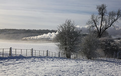 A short ECS (ralph.ward15) Tags: steam mist severnvalley arley
