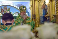 Вечерняя молитва накануне именин Правящего архиерея_28_ 02,11,2017