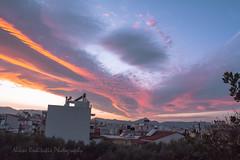 Yesterday sunset 2 Dec 2017 (Nikos Roditakis) Tags: sunset december 2017 beautiful heraklion nikos roditakis nikon d5200 nikkorafs18553 55 6gii nature