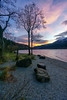 Sunset over Loch Lubnaig (MilesGrayPhotography (AnimalsBeforeHumans)) Tags: 1635 fe1635mm sonyfe1635mmf4zaoss autumn a7ii britain loch lochlomond lochlomondandthetrossachs trossachs lochlubnaig dusk europe evening fe f4 glow iconic ilce7m2 landscape lens landscapephotography highlands westhighlandway outdoors oss photography photo tranquil reflections rocks scotland sky scenic sunset sunlight scottish scottishhighlands scottishlandscapephotography tree sonya7ii sony sonyflickraward twilight trees uk unitedkingdom waterscape wide water winter zeiss za
