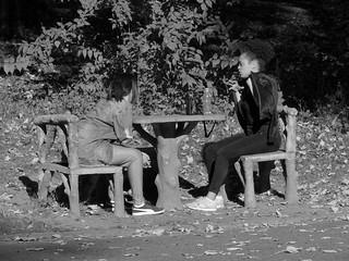 Dialogues de filles - Girls dialog
