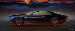 BROMO (suRANTo dwisaputra) Tags: bromo red car digitalart modern muscle vehicle design designcar wallpaper digital photoshop worldcars flicker flickr rant73 suranto surantodwisaputra photoshoper