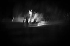 Trick Or Treat no.5 (SopheNic (DavidSenaPhoto)) Tags: fujinon35mmf14 impressionisticphotograph mono xt2 monochrome intentionalcameramovement blackandwhite bw halloween imc acros fujifilm impressionism bnw blur