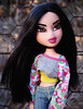If You Wanna Pop One In The Hills (PancakeBoss) Tags: bratz doll strut it jade 2012 repaint ooak tree change