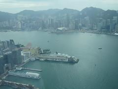 IMG_0589 (Sweet One) Tags: icc sky100 observationdeck view city skyline buildings towers hongkong harbour