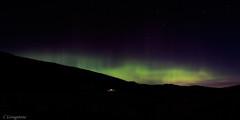 Aurora Borealis Scotland (cameron85) Tags: aurora borealis scotland northern lights ochil hills glendevon glenquey reservoir perthshire