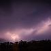 Lightning over Angola