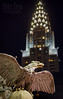 Hood Ornament (mikeSF_) Tags: new york nyny ny newyork city chrysler empire state night skyline cityscape skyscraper pentax k3ii fa77 wwwmikeoriacom mikeoriaphotography midtown