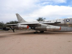 "Convair B-58A Hustler 2 • <a style=""font-size:0.8em;"" href=""http://www.flickr.com/photos/81723459@N04/38260214151/"" target=""_blank"">View on Flickr</a>"