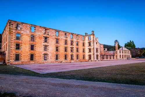 Port Arthur Historic Site Sunrise-2