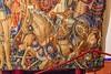 Tapices, Catedral de Zamora (Carlos SGP) Tags: españa es zamora iglesia religiosa romanico church eglise arciprestal monumento picture arquitectura castillayleon catedral tapiz tapices tarquinio museo arrastournaiybruselas goticos roma lana seda lanayseda