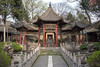 Phoenix Pavilion - Xi'an (virtualwayfarer) Tags: greatmosqueofxian xian mosque historic historical architecture monument oldcenter oldtown unusual touristattraction garden mingdynasty ming phoenixpavilion fourthcourtyard china beijing asia xianprovince street streetphotography travel travelphotography fortification exploring canon exploringchina canon6d silkroad chinesearchitecture ancientcapital formercapital