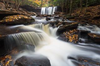 Oneida Falls ... Drops Below
