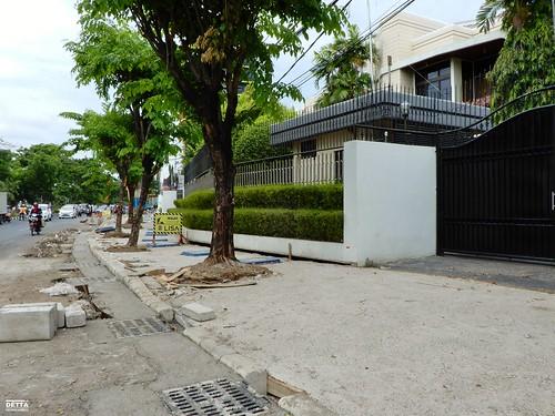 Pembangunan Drainase dan Jalur Pedestrian - Jalan Prof. Dr. Mustopo (Sisi Utara) (1)