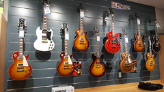 Kid in the Candy Store (Bill 1.9 Million views) Tags: gibson lespaul custom sunburst guitars music musicalinstruments axe