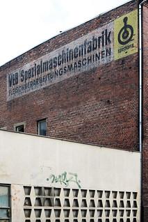 VEB SPEMAFA Chemnitz