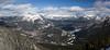 1L0A9309-Pano (kayaker72) Tags: sulfurmountain canadianrockies mountains banffnationalpark banff banffcanada canada landscape