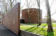 IMG_5930 (trevor.patt) Tags: saarinen modern architecture sacred mit campus brick cambridge ma