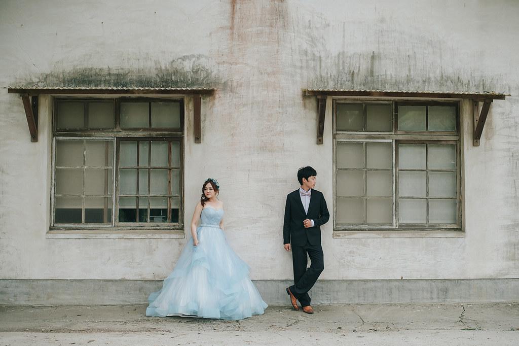 [自助婚紗]柏瑋 & 雅媜 / 顏氏牧場