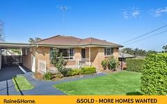 3 Nattai Street, Seven Hills NSW