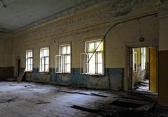 Village of Zalissya, near Chernobyl, Ukraine. (Aad P.) Tags: chernobyl zalissya ukraine ultimateurbexlocation exclusionzone radioactivity nuclearpowerplant urbex sovietunion radiation dust dirt чорнобиль