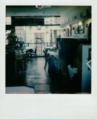 De Wynns Restaurant (ifleming) Tags: dewynns falmouth slr680 polaroid polaroidoriginals
