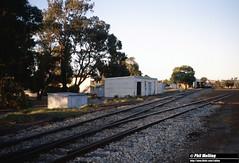 2864 ADL801 ADC851 Gingin 13 March 1982 (RailWA) Tags: railwa philmelling westrail 1982 adl801 adc851 gingin