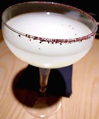 sichuan salty rim (n.a.) Tags: ping pong cocktail waterloo london