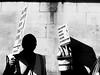 Anonym Protest (torobala) Tags: street streetphotography urban city blackandwhite monochrome bnw bw silhouette person one london uk protest trafalgar
