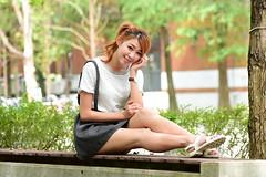 小紫9021 (Mike (JPG直出~ 這就是我的忍道XD)) Tags: 小紫 台灣大學 nikon d750 model beauty 外拍 portrait 2015 vanessa