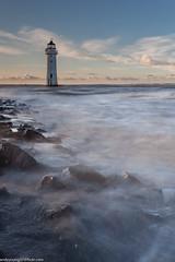 Perch Rock Lighthouse-4 (andyyoung37) Tags: merseyside newbrighton perchrocklighthouse uk sunset wallasey england unitedkingdom gb
