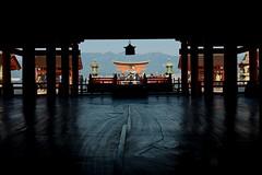 Itsukushima Shrine (somazeon) Tags: myajima itsukushima shrine japan lumix panasonic torii 日本 宮島 広島