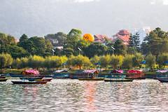 PHEWA LAKE - POKHARA (TONY-BUENO - Barcelona) Tags: canon eos 70d nepal pokhara lake lago 35350 ef35350mmf3556lusm