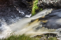 Raw Power (Half A Century Of Photography) Tags: waterfall water scotland ayrshire