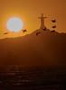sea siluets.. 1 (f_glasinovic) Tags: coquimbo sony rx 3 sunset siluets
