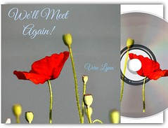 We'll Meet Again (PaulO Classic. ©) Tags: ssc photoshop picmonkey poppies veralynn canon eos450d capetown