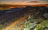Along the Edge (NGT Images) Tags: sunrise curber curberedge peaks peakdistrict derbyshire morning earlymorning landscape nature