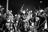 Skinz N Bonez (michael.mu) Tags: leica m240 50mm noctilux leicanoctiluxm50mmf095asph night parade krampus krampusnolauf skinznbonez neworleans bywater streetphotography bw blackandwhite monochrome