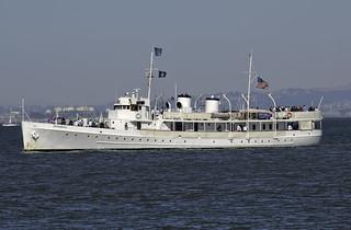 Presidential Yacht Potomac