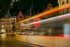 Swooshing over de Grote Markt* in Nijmegen ((Ruud) Reddingius) Tags: nijmegen grotemarkt nacht night evening avond townsquare beweging longexposure movement ef70200mmf4lisusm canoneos5dmarkiii ruudreddingius december plein