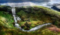 The Hobbit Hole (ellen-ow) Tags: europa island thehobbithole wasser wasserfall flüsse icland landschaft landscape berge waterfall ellenow nikond5 snæfellsnes travel reise
