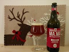 Ma.ma - La rossa - Birra artigianale